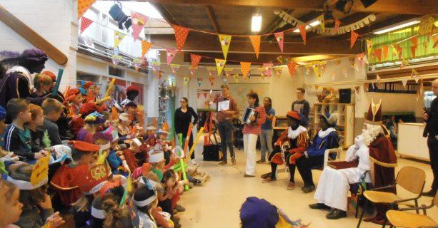 Sinterklaas 5 December
