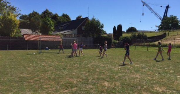 Feestweek dag 1: Sportdag bij Hulhuizen