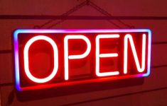 Morgen zijn wij weer open!